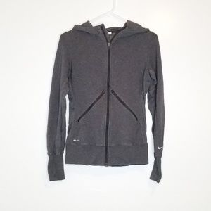 Nike Dry Fit Zip up Hoodie